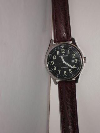 Herren Armbanduhr Jacques Lemans Automatic Bild