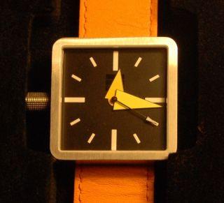Zonezero Design Armbanduhr Eta Automatik Automatic Saphirglas Edelstahl Leder Bild