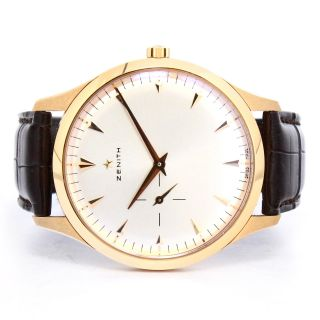 Zenith Heritage Ultra Dünn S Sekunden 18kt Rose Gold Watch 18201068101c498 Bild