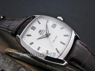Orient Uhr Classic Automatik Herrenuhr Mit Datum Feras006w0 Bild