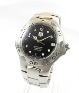 Tag Heuer Kirium Professional Automatik - Chronometer Zertifiziert - Topzustand Bild