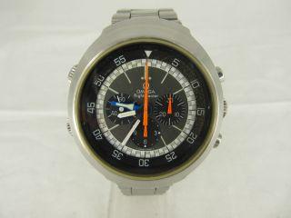 Omega Flightmaster Chronograph Ref: 145.  036 Bild