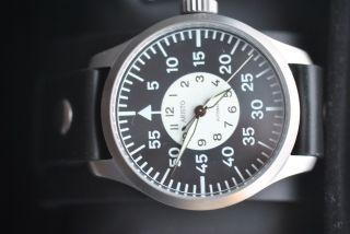 Aristo Night & Day 3h134 Fliegeruhr Mit 47mm Durchmesser Automatik Bild