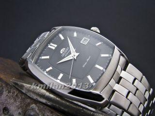 Orient Uhr Classic Automatik Edelstahl Herrenuhr Analog Feras004w0,  Feras003b0 Bild