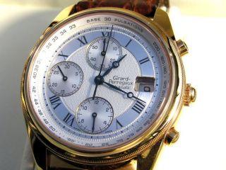 Herrenarmbanduhr Girard - Perregaux,  Modell: Chronograph Gp 4900 Olimpico Bild