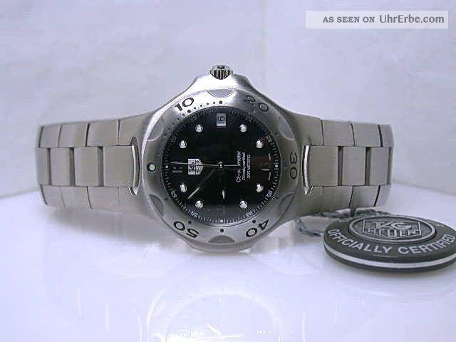 Tag Heuer Kirium Automtik Chronometer Wl5111 Mit Box,  Allen Papiere Top - Armbanduhren Bild