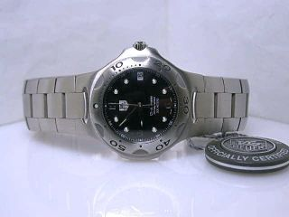 Tag Heuer Kirium Automtik Chronometer Wl5111 Mit Box,  Allen Papiere Top - Bild