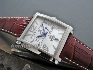 Orient Galant Uhr Automatik Herrenuhr Analog Tag&datum Fetac006b0,  Fetac005w0 Bild