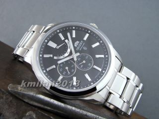 Orient Uhr Automatik Herrenuhr Gangreserve,  Sapphireglas Fez08001b0,  Fez08003w0 Bild