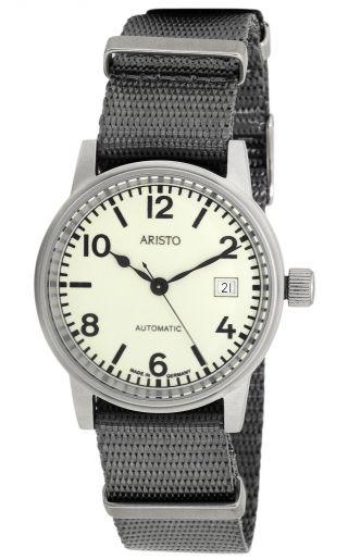 Aristo Uhr U - Boot Herren Automatikuhr 3h17 Bild