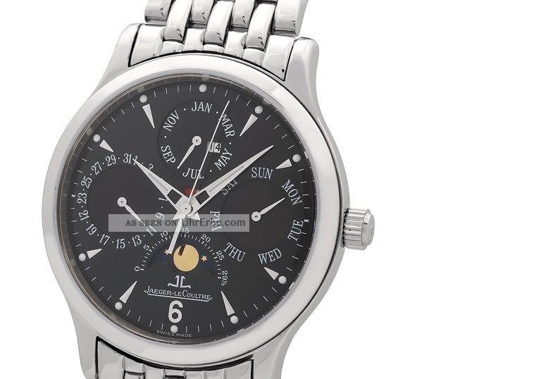 Jaeger - Lecoultre Master Perpetual Armbanduhr Für Herren (q149842a) Armbanduhren Bild