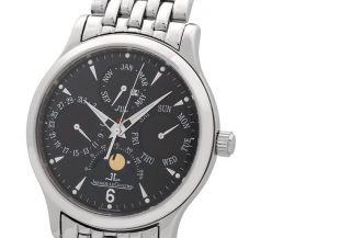 Jaeger - Lecoultre Master Perpetual Armbanduhr Für Herren (q149842a) Bild
