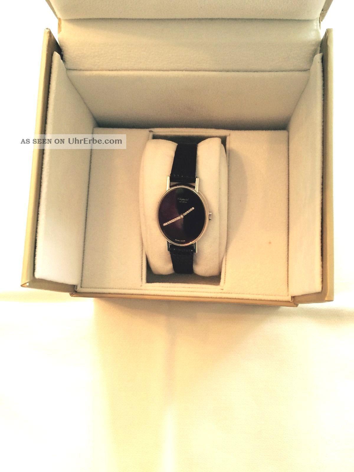 Chopard 14090451052 Armbanduhr Für Damen Armbanduhren Bild
