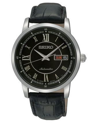 Seiko Uhr Presage Herren Automatikuhr Srp259j2 Bild