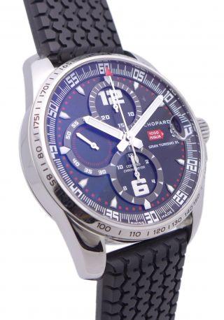 Chopard Mille Miglia Gt Xl Stahl Herren Automatik Chronograph - Ref.  16/8549 Bild