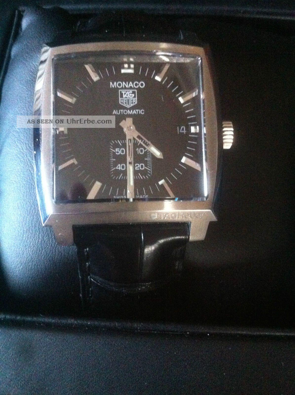 Tage Heuer Monaco Calibre 6 Armbanduhren Bild