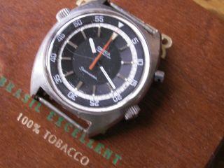 Armbanduhr Omega Seamaster 1968 Vintage Bild