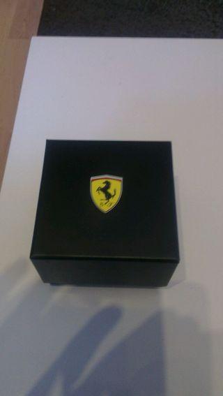 Ferrari All Black Armbanduhr Für Herren Bild