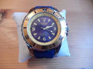Kyboe Marine Series Ms - 002 Giant 55 Gelb Blau - - Ovp - Leuchtfunktion - Bild