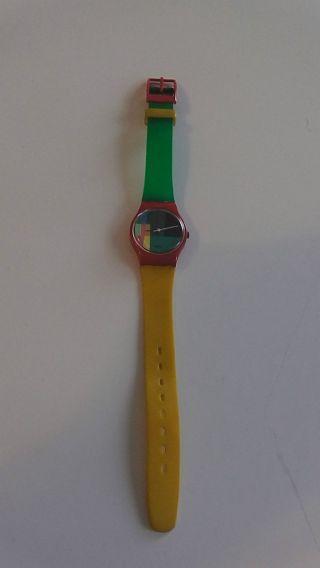 Swatch Damen Armbanduhr Bild
