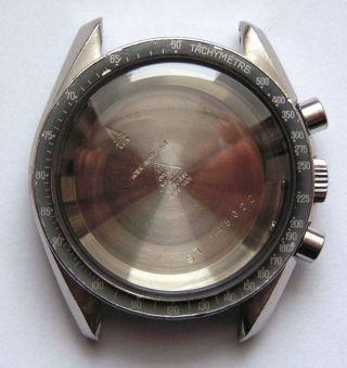 Vintage Omega Speedmaster Professional Moonwatch Case Gehäuse 145.  022 Bild