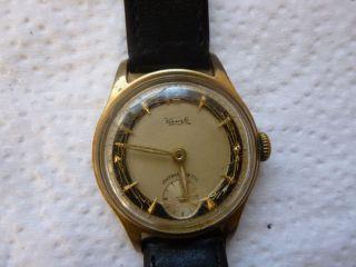 Armbanduhr Aus Papas Sammlung Nr.  16 Kienzle Funktion Mindes 12 Stunden Bild