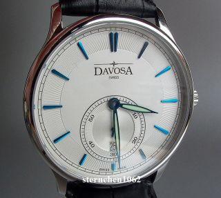 Davosa Flatline Ref.  162.  483.  15 Armbanduhr Quarz Bild