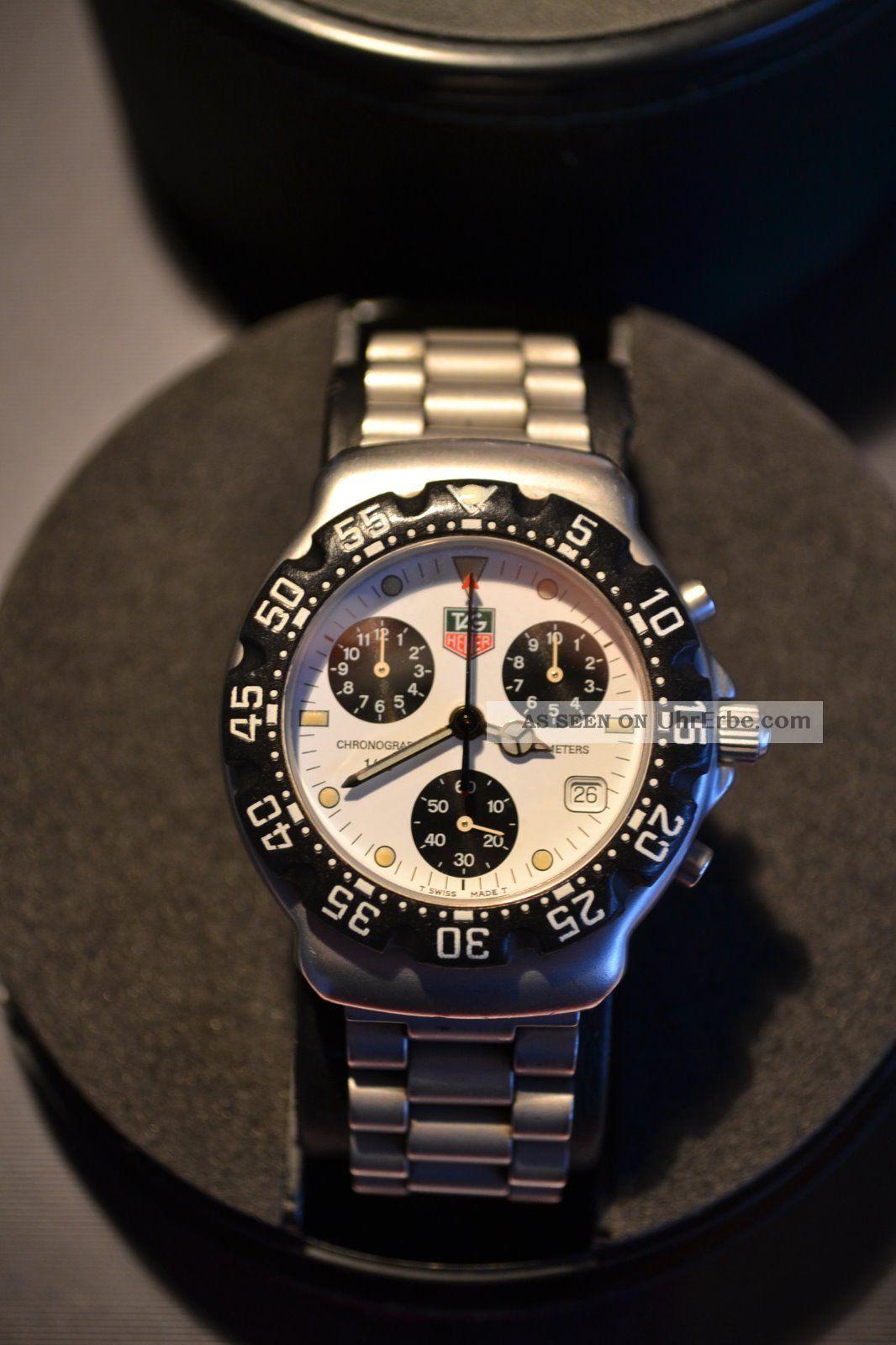 Tag Heuer Formula 1 Armbanduhren Bild