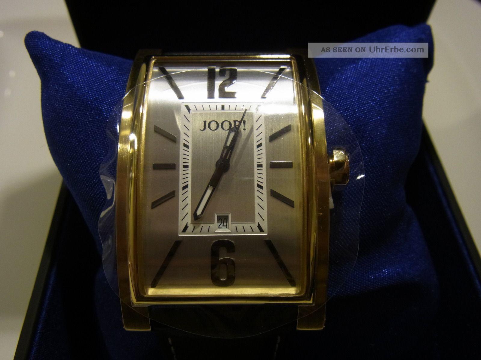 Joop Herren Armband Uhr Armbanduhren Bild