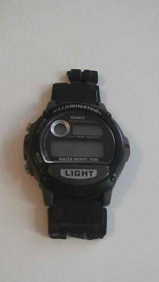 Casio Illuminator Herren Armbanduhr Bild