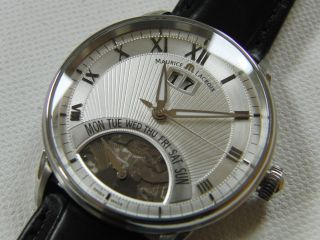 Maurice Lacriox Masterpiece,  Mp6358 - Ss001 - 11e Jours Rétrograde Automatic Bild