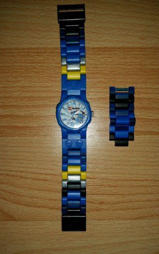 Lego Ninjago Armbanduhr Für Kinder Bild