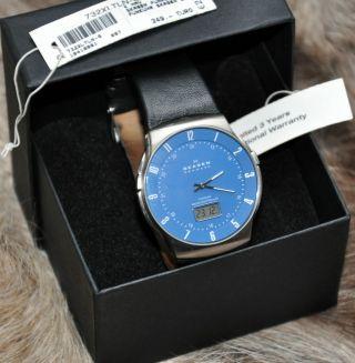 Skagen Designs 732xltlmg Armbanduhr Für Herren Bild