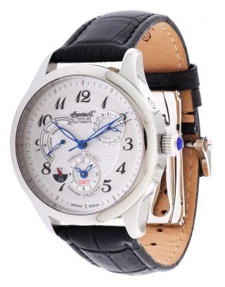 Ingersoll Herren Armbanduhr Sam Limited Edition Schwarz In8410wh Bild