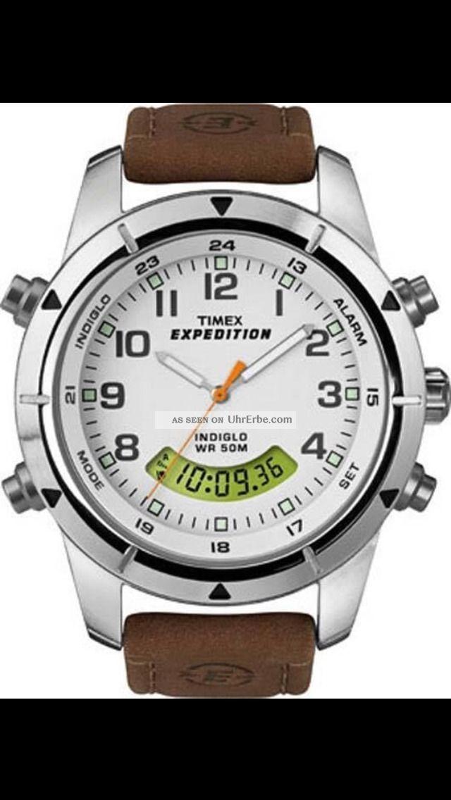 Timex T49828 - Armbanduhr - Herrenuhr - Outdoor Uhr - Uhren Armbanduhren Bild