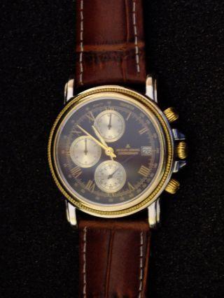 Jasques Lemans Chronograph Bild