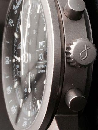 Iwc Gst Chronograph Titan Ref.  Nr.  3707 Bild