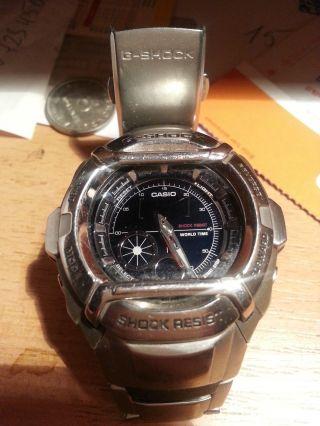 Casio G - Shock Armbanduhr (g - 5100) Bild