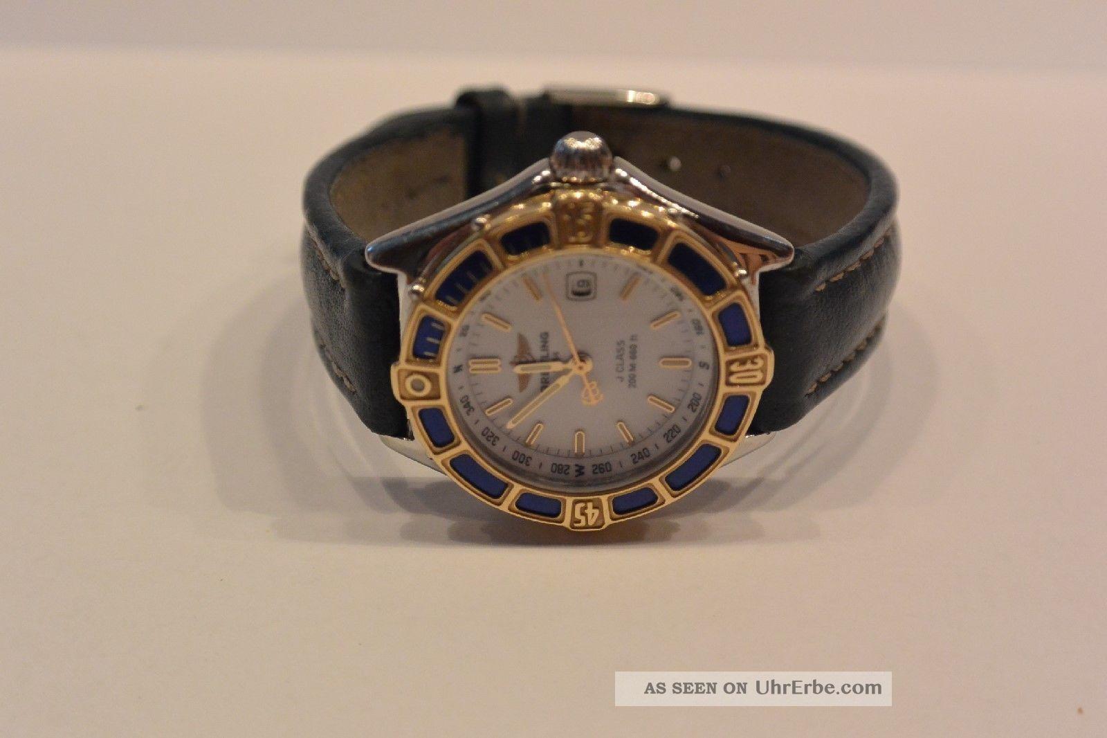 Breitling Damenuhr Armbanduhren Bild