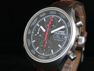 Carrera Navigator Chronograph Mit Eta Valjoux 7750 Bild