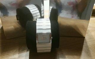D&g Uhr Weißes Armand In Lederoptik Bild