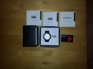 Suunto Core Regular Black Bild