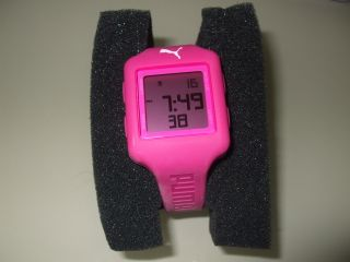 Puma Time - Pink - Active Damen - Armbanduhr & Ovp Bild