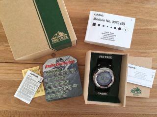 Casio Pro - Trek - Funk - Solar Uhr Digital Quarz Prw - 1300 - 1ver Bild