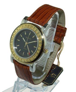 Orig.  Bulova Swiss Made Herren Uhr 8081,  Ungetragen, Bild