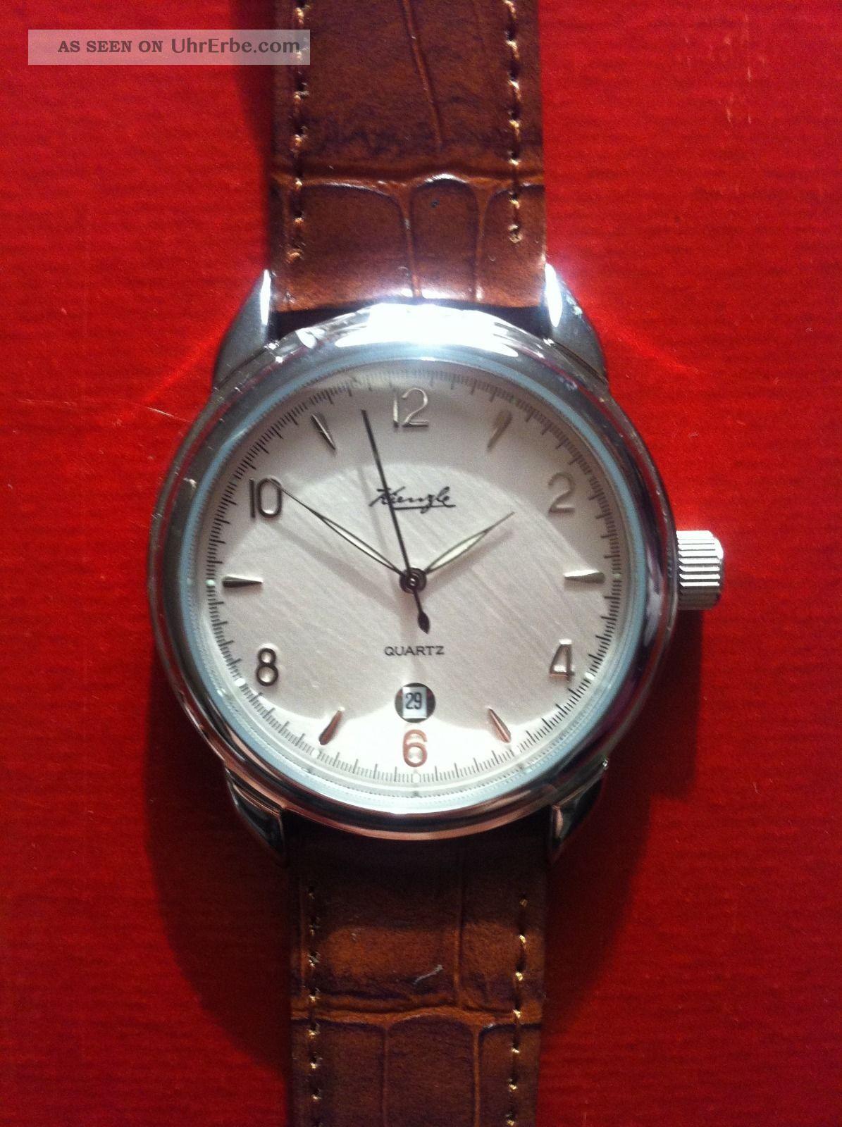 Kienzle - Comfort Herren - Armbanduhr Armbanduhren Bild