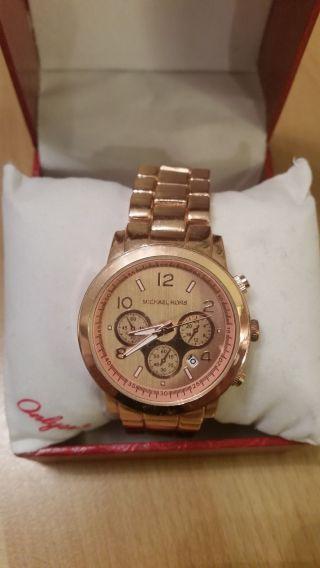 Michael Kors Armbanduhr Damen Bild