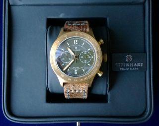 Steinhart Chronograph