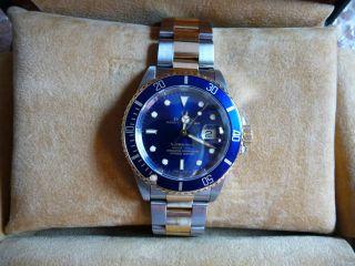 Rolex Submariner Herren Armbanduhr Bild