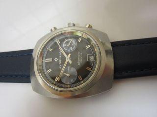 Junghans Olympic Chronograph - Cal 7734 - Handaufzug Topzustand Selten Bild